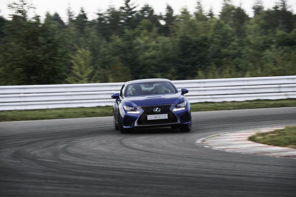 Lexus_RC F_9