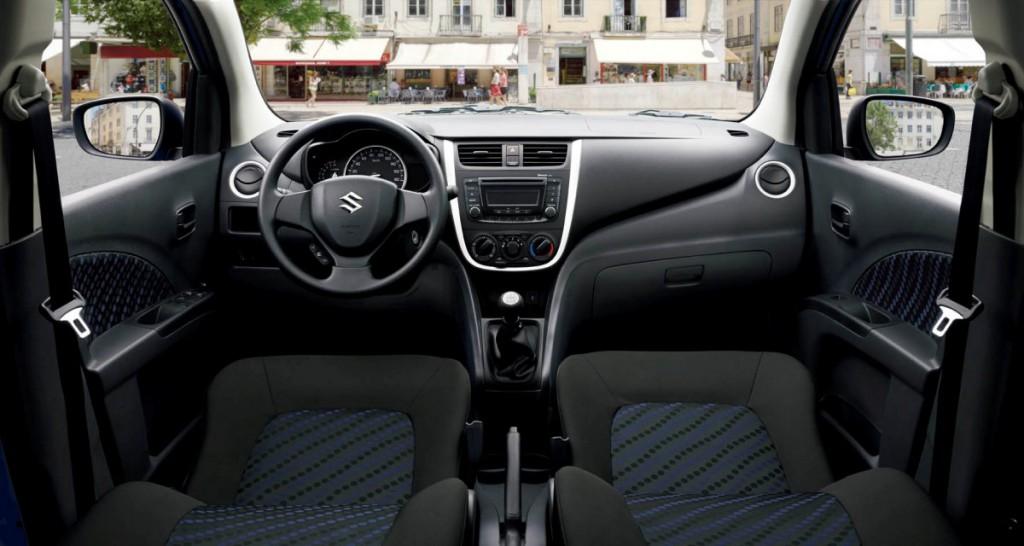Suzuki_Celerio_Interior