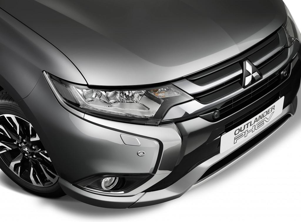 Mitsubishi Outlander 2015 Front