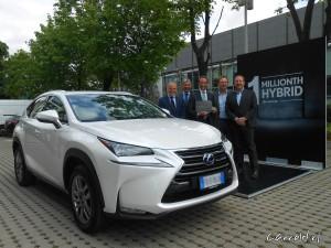 Lexus_NX_Miljoenste hybride