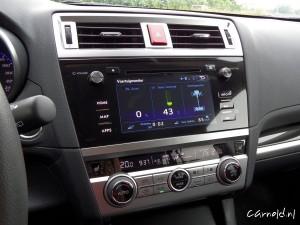 Subaru Outback 2.5 Lineartronic 14